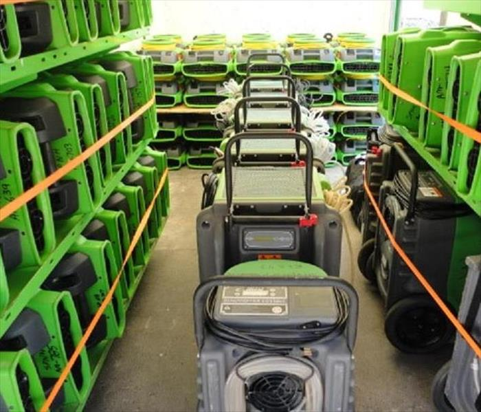 General For Immediate Service in Huntsville, Call SERVPRO of North Huntsville