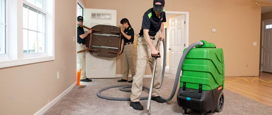 Huntsville, AL residential restoration cleaning